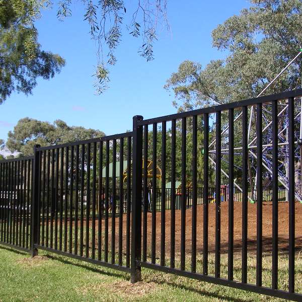 Childsure Child Safe Playground Fencing By Bluedog Fences