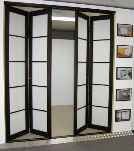 Bi Fold Doors By Shoji Screens Doors