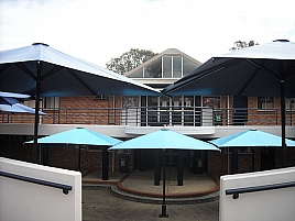 Ultrashade Umbrellas by SCULLY OUTDOOR DESIGNS AUSTRALIA, NSW 2229