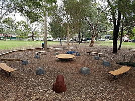 Yarning Circle by SCULLY OUTDOOR DESIGNS AUSTRALIA, NSW 2229