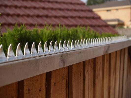 Croc Top Security Fencing By Australian Security Fencing Pty Ltd