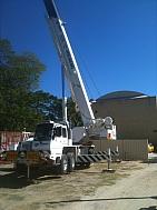ABC CRANE HIRE PTY LTD | All Terrain Cranes, Truck Mounts