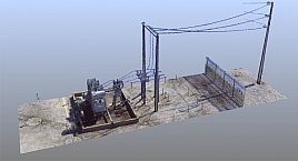 3D Laser Scanning and 3D modelling by OPUS INTERNATIONAL CONSULTANTS, SA 5000