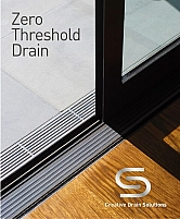 Zero Threshold Drains by CREATIVE DRAIN SOLUTIONS, VIC 3156