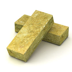 Mineral wool fire stop party wall batts by fletcher insulation for Fire rated batt insulation