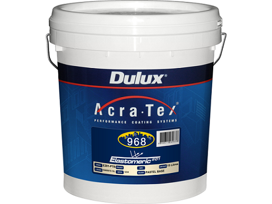 Dulux Acratex Elastomeric 201 By Dulux Acratex