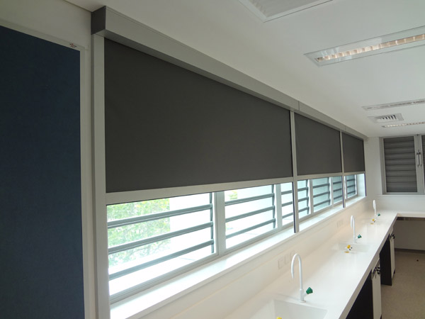Vertilux Roller Blinds Z1 Zip System™ by VERTILUX