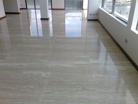Bianco Navona Vein Cut By Rms Natural Stone And Ceramics Pty Ltd
