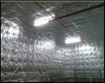 White Batts Insulation By Acoustica Pty Ltd