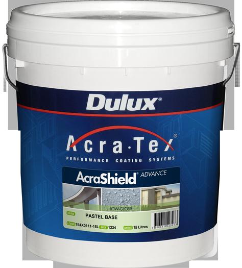 Dulux Acratex 955 Acrashield By Dulux Acratex
